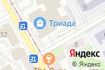 Схема проезда до компании Бардымский фермер в Перми