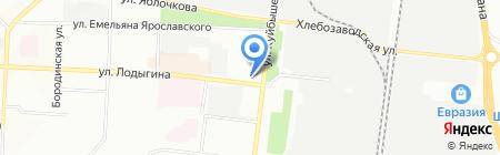 Танго на карте Перми