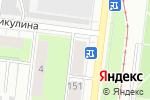 Схема проезда до компании Мужики в Перми