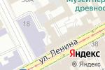 Схема проезда до компании Цветущий дворик в Перми