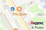 Схема проезда до компании Территориальное Управление Министерства социального развития Пермского края по г. Перми в Перми