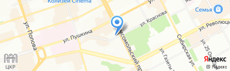 Арктур-сервис на карте Перми