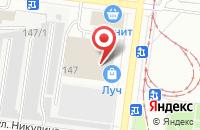Схема проезда до компании Медиапродакшн в Перми