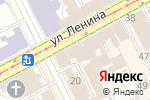 Схема проезда до компании Кружева в Перми