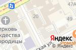 Схема проезда до компании Новая жизнь в Перми