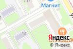 Схема проезда до компании Лекса в Перми