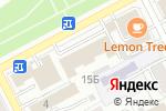 Схема проезда до компании Савва в Перми