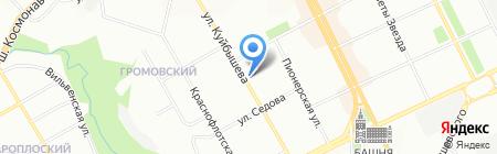 Центр теплых полов на карте Перми