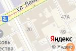 Схема проезда до компании Юрконсинтез в Перми