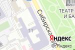 Схема проезда до компании Пермская краевая детская библиотека им. Л.И. Кузьмина в Перми