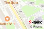 Схема проезда до компании Лакшми в Перми