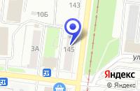 Схема проезда до компании ТФ РЕШЕТНИКОВА С.И. в Перми