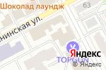 Схема проезда до компании TechLab59 в Перми