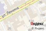 Схема проезда до компании Гармония в Перми