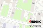 Схема проезда до компании prm-auto.ru в Перми