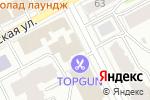 Схема проезда до компании Окна Люкс в Перми