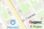 Схема проезда до компании Unique в Перми