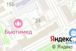 Схема проезда до компании Музей прокуратуры Пермского края в Перми