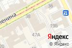 Схема проезда до компании Проект Пермь в Перми