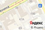 Схема проезда до компании Макронис в Перми
