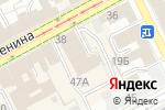 Схема проезда до компании Пермьстройзаказчик в Перми