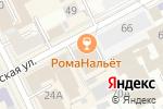 Схема проезда до компании Speak Easy в Перми