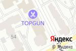 Схема проезда до компании МедЛабЭкспресс в Перми