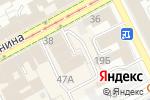 Схема проезда до компании ЖИВА в Перми