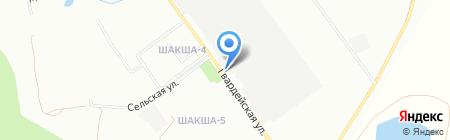 МИР хозтоваров и сантехники на карте Уфы