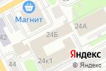 Схема проезда до компании Примекс-Пермь в Перми