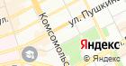 Адвокатский кабинет Захарова А.С. на карте