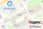 Схема проезда до компании Торговый дом Флагман в Перми