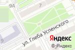 Схема проезда до компании Часовня покрова Богородицы в Перми