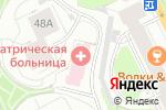 Схема проезда до компании Пермская краевая клиническая психиатрическая больница в Перми