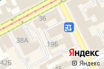 Схема проезда до компании Альянс в Перми