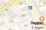 Схема проезда до компании ROYAL в Перми