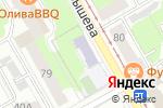 Схема проезда до компании Вечерняя (сменная) общеобразовательная школа №5 в Перми
