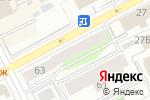 Схема проезда до компании РостСтрой в Перми