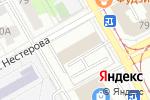 Схема проезда до компании АудитБизнесПермь в Перми