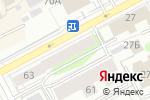 Схема проезда до компании Эвакуатор-ОК в Перми
