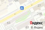 Схема проезда до компании Синдикат в Перми
