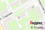 Схема проезда до компании Скорняжная мастерская в Перми