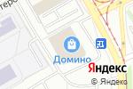 Схема проезда до компании Эльдорадо в Перми