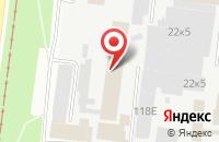 Схема проезда до компании МОДУЛЬ в Перми