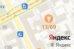 Схема проезда до компании Richmas в Перми