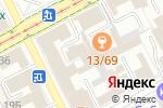 Схема проезда до компании Департамент жилищно-коммунального хозяйства в Перми