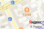 Схема проезда до компании Межрегиональный земельный центр в Перми