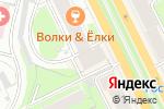 Схема проезда до компании Магазин электроизделий в Перми