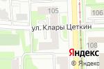 Схема проезда до компании Shop-logistics в Перми