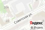 Схема проезда до компании Агентство недвижимости в Перми